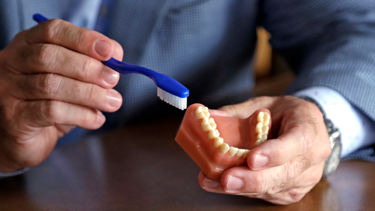 Teeth check-up with CST Orthodontics